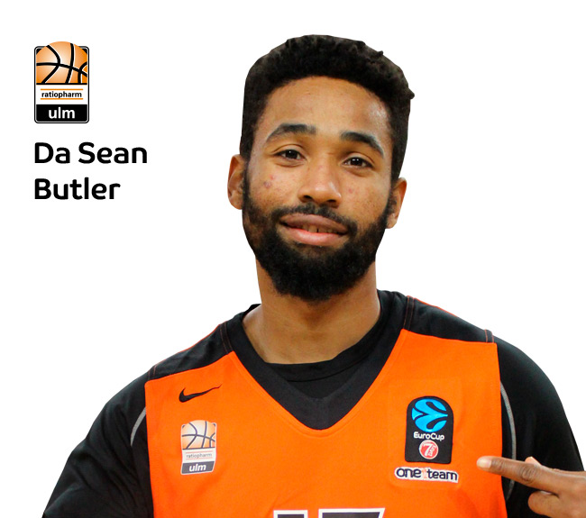 One team welcome to euroleague basketball for Butlers ulm