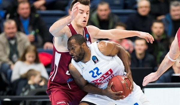 Regular Season, Round 10: Gibson fuels Buducnost over Lietkabelis, and into Top 16