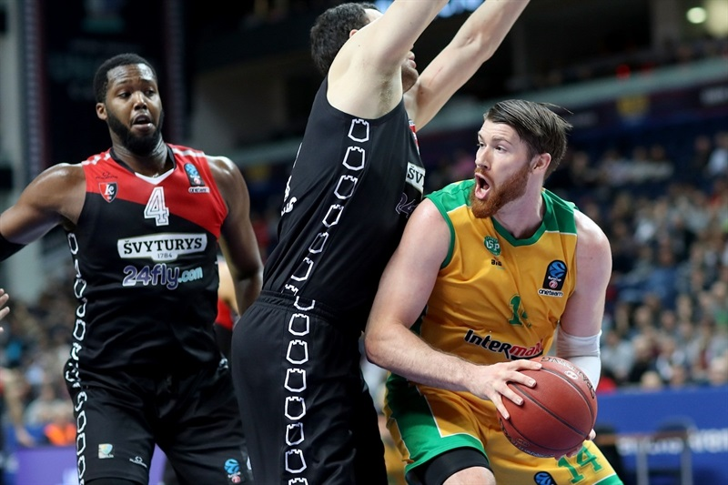 Brian Conklin - Limoges CSP (photo Rytas) - EC17