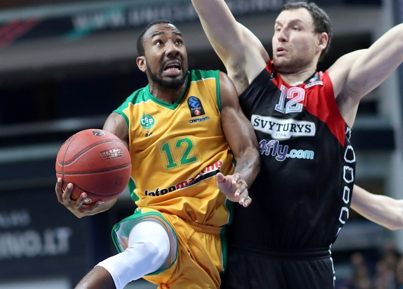 Dru Joyce - Limoges CSP (photo Rytas) - EC17