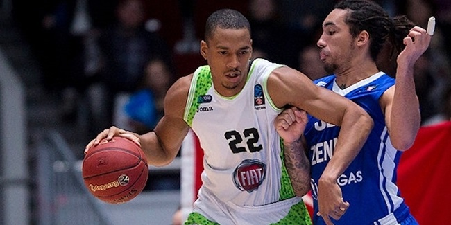7DAYS EuroCup, Regular season, Round 5: Zenit St Petersburg vs. Tofas Bursa
