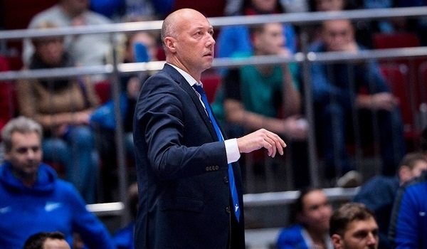 Zenit extends long-time head coach Karasev