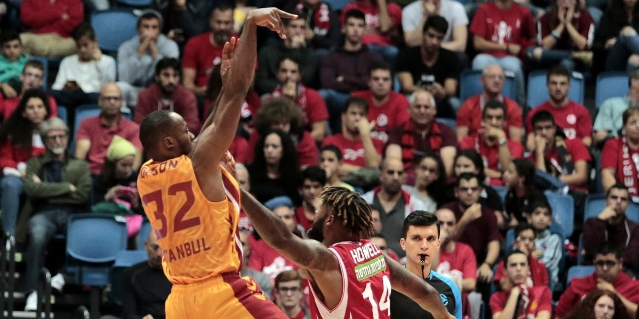 Scotty Hopson - Galatasaray Odeabank Istanbul (photo Jerusalem) - EC17