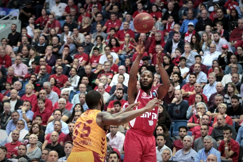 Jerome Dyson - Hapoel Bank Yahav Jerusalem (photo Jerusalem) - EC17