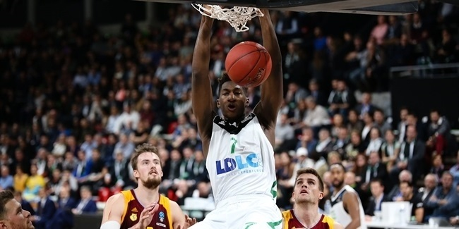 7DAYS EuroCup, Regular season, Round 5: ASVEL Villeurbanne vs. Gran Canaria