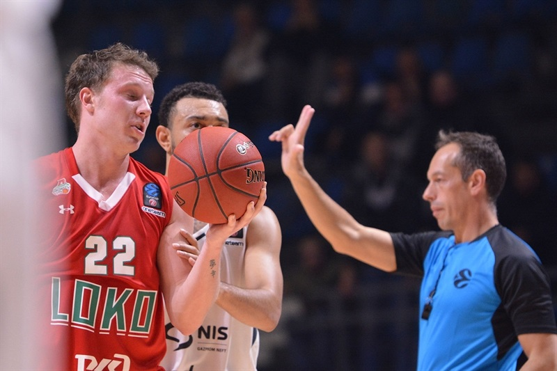 Dmitry Kulagin - Lokomotiv Kuban Krasnodar (photo Partizan) - EC17