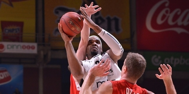 7DAYS EuroCup, Regular season, Round 5: Partizan NIS Belgrade vs. Lokomotiv Kuban Krasnodar
