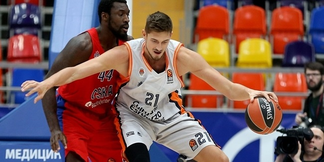 Focus on: Tibor Pleiss, Valencia Basket