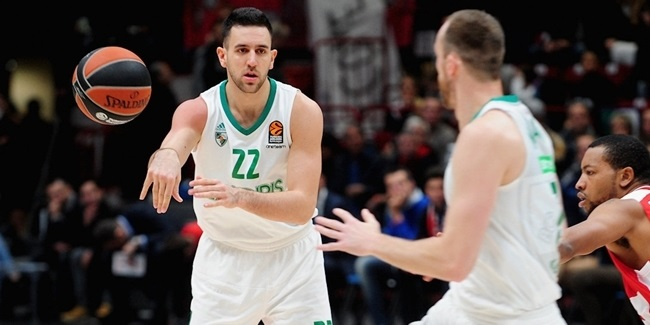 Vasilije Micic, Zalgiris: 'Nice to be a small part of history'