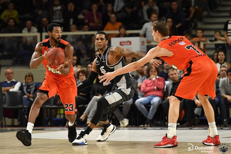 Toure Murry - ratiopharm Ulm (photo Trento) - EC17