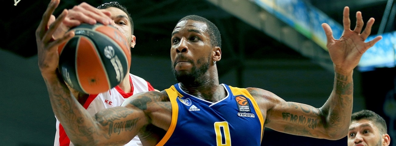 Khimki signs Robinson to short-term deal