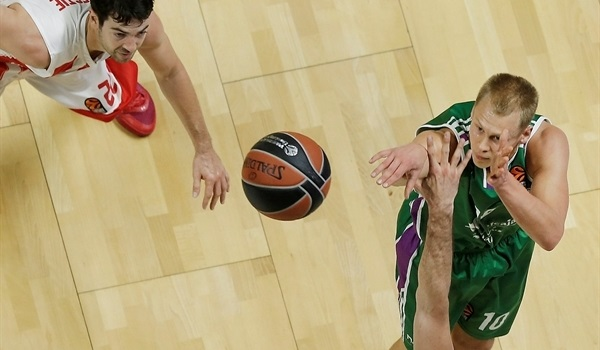 RS Round 6 report: Unicaja uses hot start, tops Zvezda