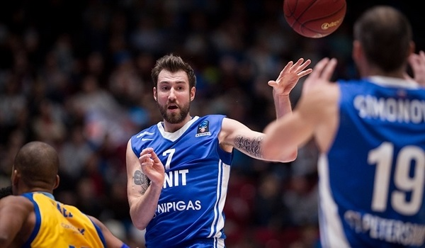 Regular Season, Round 6: Zenit holds off Gran Canaria