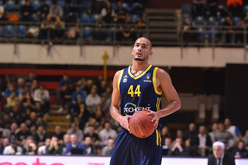 Stefan Peno - ALBA Berlin (photo Partizan) - EC17