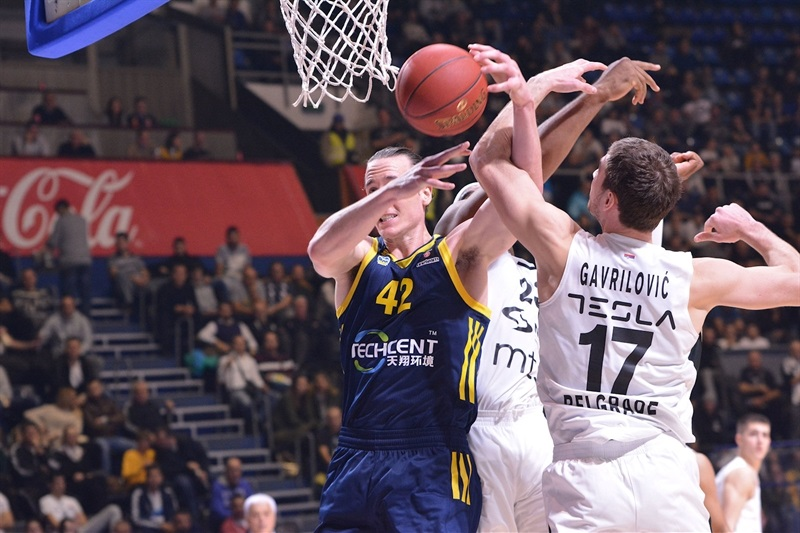 Dennis Clifford - ALBA Berlin (photo Partizan) - EC17
