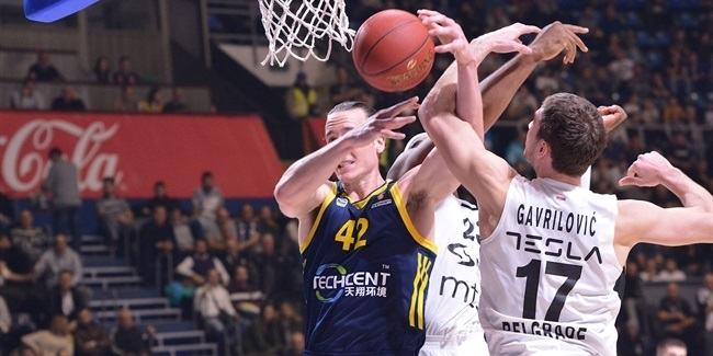 7DAYS EuroCup, Regular season, Round 6: Partizan NIS Belgrade vs. ALBA Berlin
