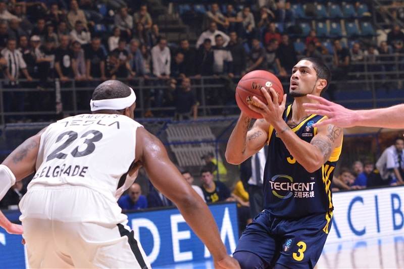 Peyton Siva - ALBA Berlin (photo Partizan) - EC17