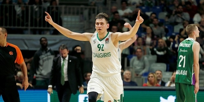 Ulanovas gets new deal with Zalgiris
