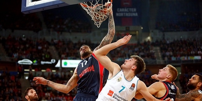 RS Round 7: Baskonia Vitoria Gasteiz vs. Real Madrid