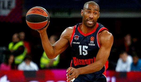 Baskonia's Granger: 'Born with a basketball'