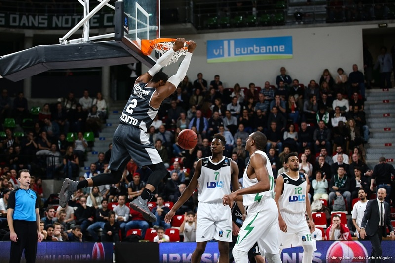 Dominique Sutton - Dolomiti Energia Trento (photo Asvel - infinity Nine Media - Arthur Viguier) - EC17