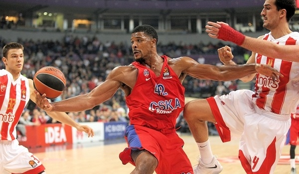 RS Round 7 report: CSKA seizes first place with blowout in Belgrade