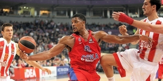 Kyle Hines, CSKA: 'Big expectations within and outside our team'