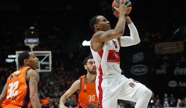 RS Round 7 report: Jerrells stars as Milan bests Valencia in double overtime