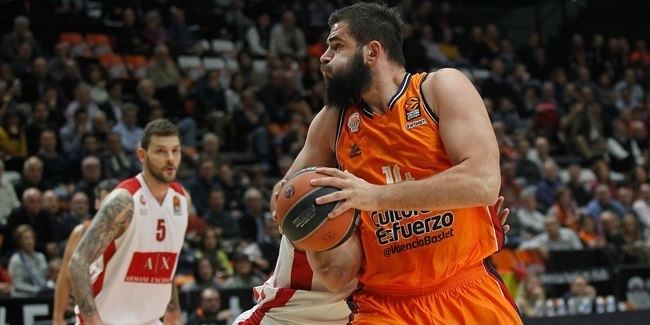 Focus on: Bojan Dubljevic, Valencia Basket