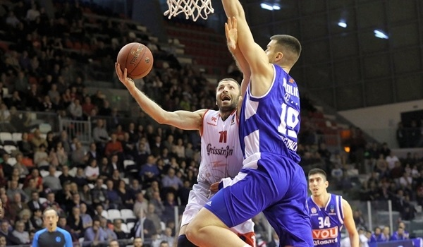 Regular Season, Round 6: Sane, Markoishvili lead Reggio Emilia to big win