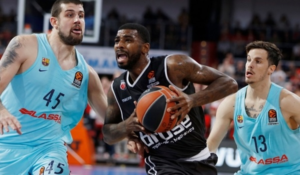 RS Round 7 report: Brose Bamberg roars back to stun Barcelona
