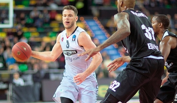 Regular Season, Round 6: Rytas rolls to victory in Bilbao