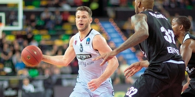 Rytas keeps assists ace Kramer