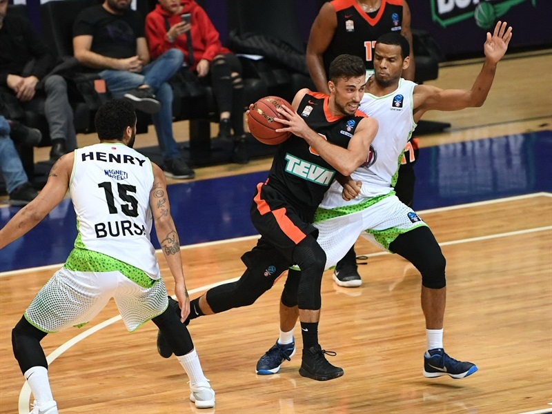 Ismet Akpinar - Ratiopharm Ulm (photo Tofas) - EC17