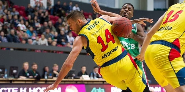 Andorra re-signs big man Stevic