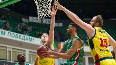 Smith saves UNICS from Andorra late run