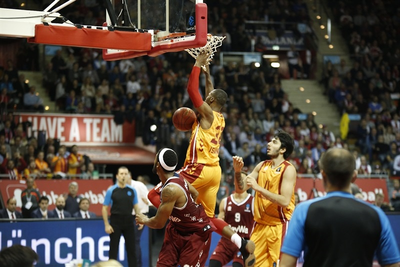 Scotty Hopson - Galatasaray Odeabank Istanbul (photo FCBB) - EC17