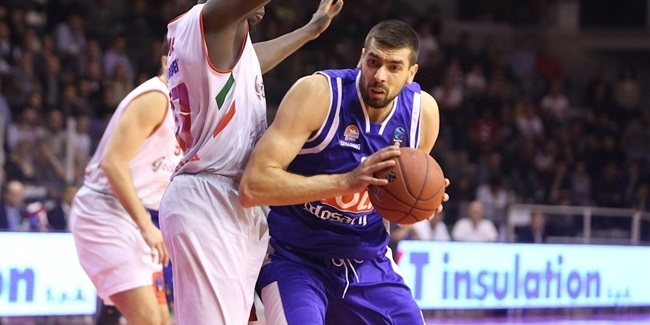 Buducnost extends big man Barovic