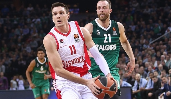 Baskonia extends Janning