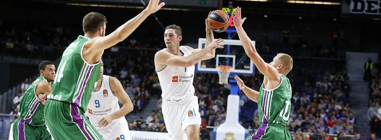 Fabien Causeur, Real Madrid: 'We will be better'