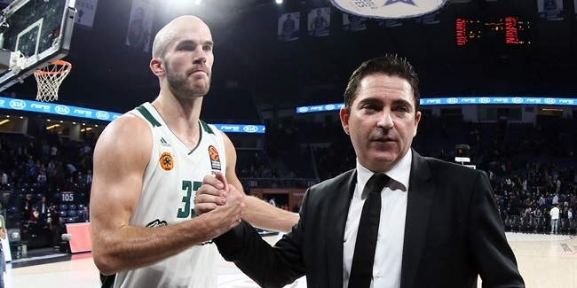 Panathinaikos ends Pascual era on bench