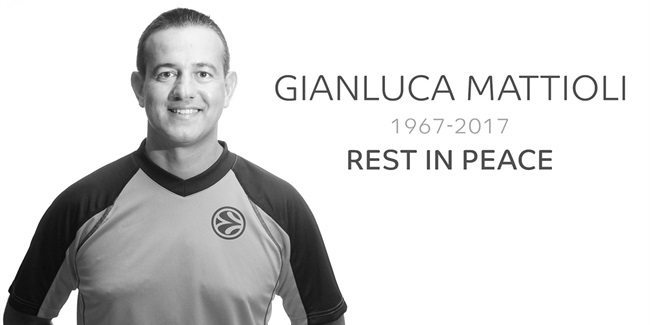 Euroleague Basketball mourns Gianluca Mattioli