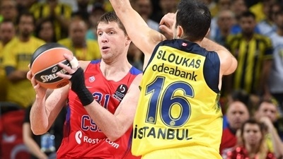 Voices: Game of the Week, CSKA vs. Fenerbahce