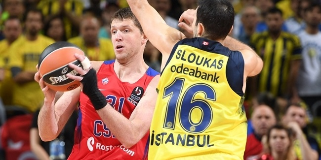 Game of the Week, CSKA vs. Fenerbahce says it all