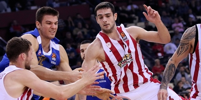 Ioannis Papapetrou, Olympiacos: 'It is time to go all in'