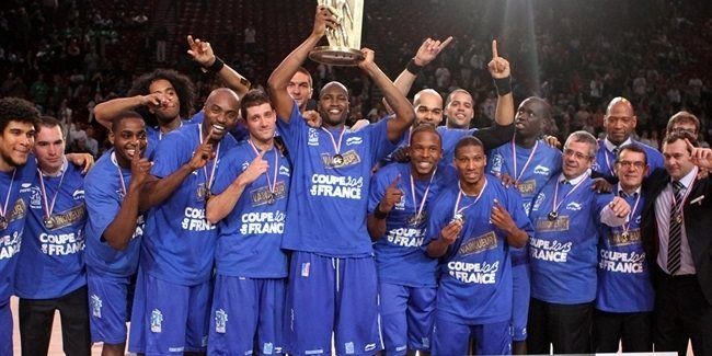 The Club Scene: Levallois Metropolitans