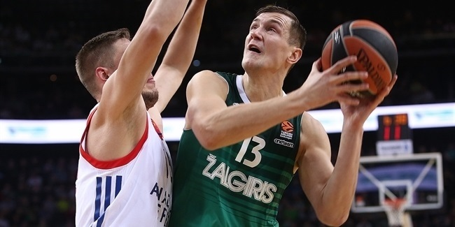 Paulius Jankunas, Zalgiris: 'We have to try to get even better'