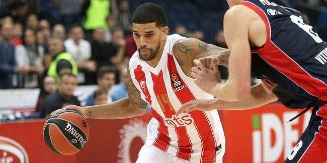 James Feldeine, Crvena Zvezda: 'We have a thing going'