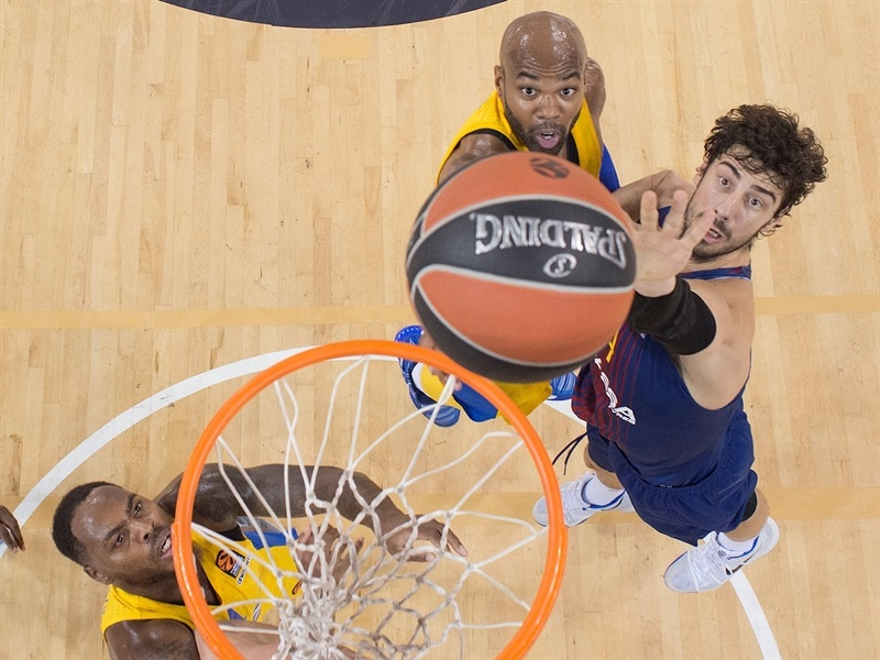 tomic, euroleague,barça,maccabi