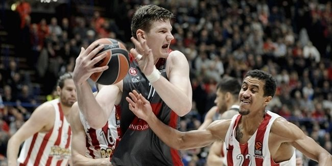 Arturas Gudaitis, Milan: 'We prepare for war in practice'